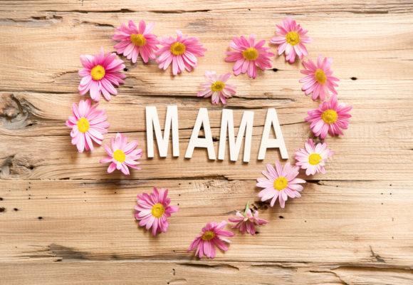 Sektempfang zum Muttertag